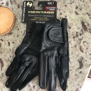 BNWT Heritage Horse Show Gloves